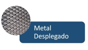 METAL DESPLEGADO